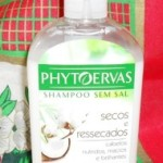 Shampoo Côco e Algodão Phytoervas