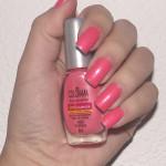 Esmalte da semana: colorama Rosa Tropical