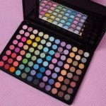 Sorteio paleta de 96 sombras/ Geli's make Up
