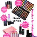 Super sorteio: 35 prêmios! by Passion for Makeup/ ENCERRADO