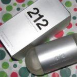 212 Carolina Herrera: um perfume fácil de gostar