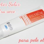 Filtrum Ultra Seco FPS 30/ protetor solar para pele oleosa