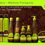 Sorteio Super Kit Macadamia Natural Oil