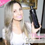 Resenha: Magic Color Platinum blond / matizador de loiros