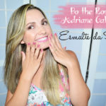 Bo the Rose/ Adriane Galisteu para Top Beauty no esmalte da semana