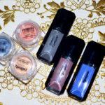 Novas sombras e pigmentos Contem 1g (cores de inverno)