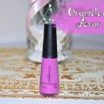 Orquídea Avon no esmalte da Semana