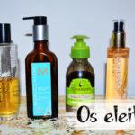 Meus óleos de argan (serum) preferidos!