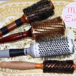 Minhas escovas de cabelo/ pra que servem