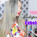 Produtos indispensáveis para o cabelo loiro/ vídeo e post