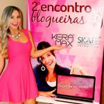 Encontro de blogueiras Skafe