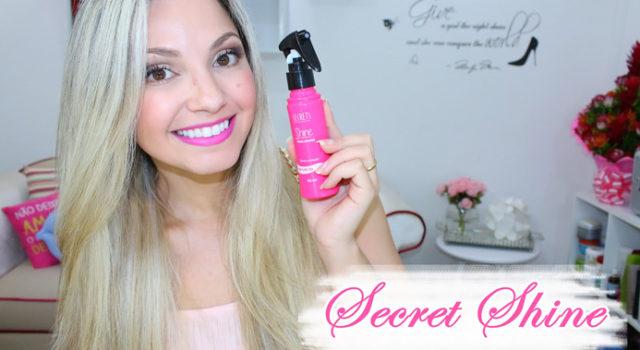 Resenha: Secret's Shine finalizador spray