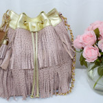 A bolsa que criei na Mim's Bags