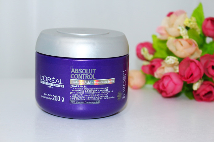 Resenha: Absolut Control Loreal post e video
