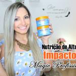 Nutrição alto impacto Magic Profissional/ aplicação passo a passo
