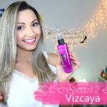 Resenha: CC cream Vizcaya 12 em 1