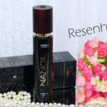 Nanoil hair oil para cabelos com alta porosidade | post e vídeo
