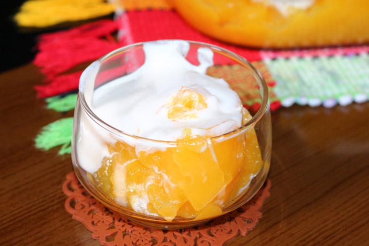 Gelado de abacaxi: sobremesa fácil de deliciosa!