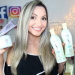 Resenha: máscara, shampoo e condicionador Senscience | post e vídeo