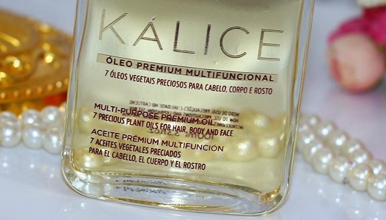 Resenha: óleo multifuncional Kalice Inoar