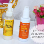 Resenha: Anti shock Pinkcheeks: leave in e anti shock flat