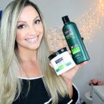 Resenha: Tresemme Baixo Poo + nutrição/ shampoo e máscara