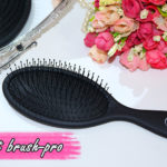 Resenha: Escova Wet brush-pro Detangle professional.