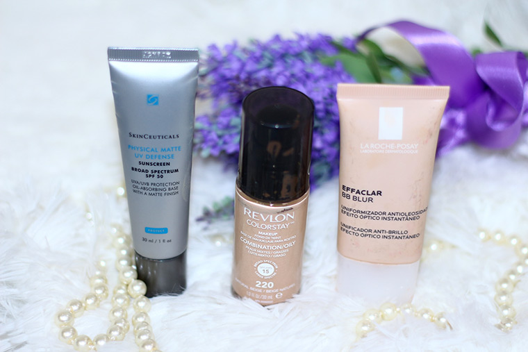 Physical matte UV Defense SkinCeuticals