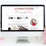 Novo layout | Eu vou de Rosa 2018