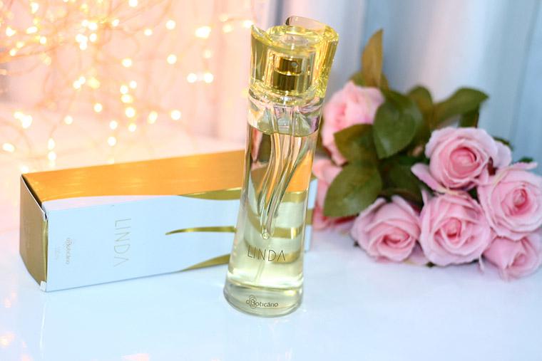 Resenha: fragrância Linda O Boticário
