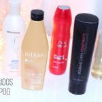 Shampoos preferidos | hidratantes para cabelos de normais a ressecados