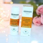 Resenha: pó esfoliante revitalizante facial Granado | Granaderma