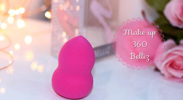 Resenha: Esponja Belliz Make Up 360º