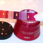 Resenha: Pro | Fiber Rectify Loreal (vermelha) + vídeo aplicação