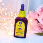 Resenha: Pinga! Açaí e Pracaxi Lola Cosmetics | óleo finalizador