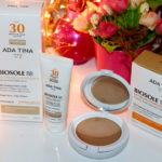 BIOSOLE BB cream fondotinta Ada Tina: líquido x compacto   protetor solar com cor