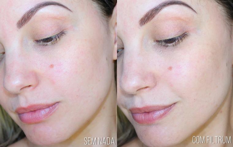 Resenha: Filtrum Ultra seco FPS30 Libbs para pele muito oleosa