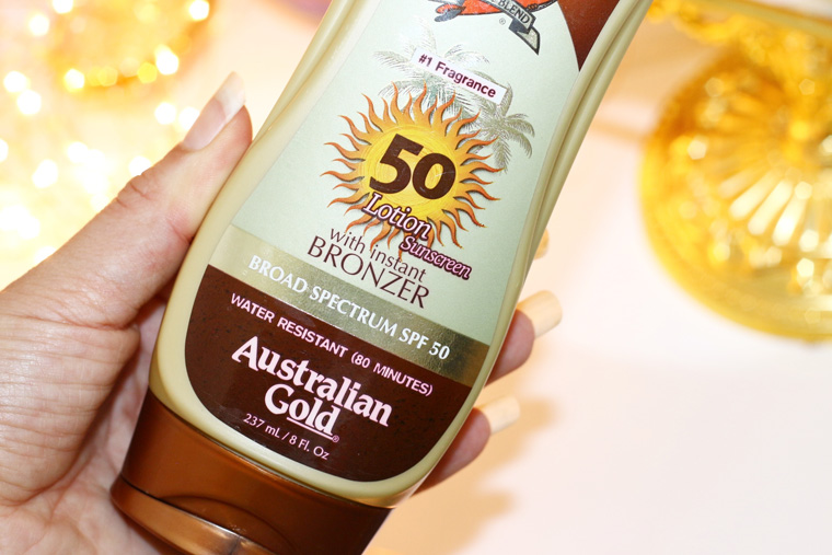 Resenha: Australian Gold Lotion Kona Coffee FPS 50 - Protetor Solar