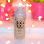 Resenha: Base boca Rosa cor ana | Payot Boca Rosa Beauty