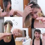Vídeo de corte: O dia que quase estraguei meu cabelo