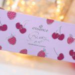 Resenha: Paleta de Sombras Essence Berry On