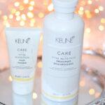 Resenha: Tratamento Keune Care Vital Nutrition | shampoo + máscara