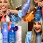 Meus shampoos da Loreal Professional + meus preferidos da marca
